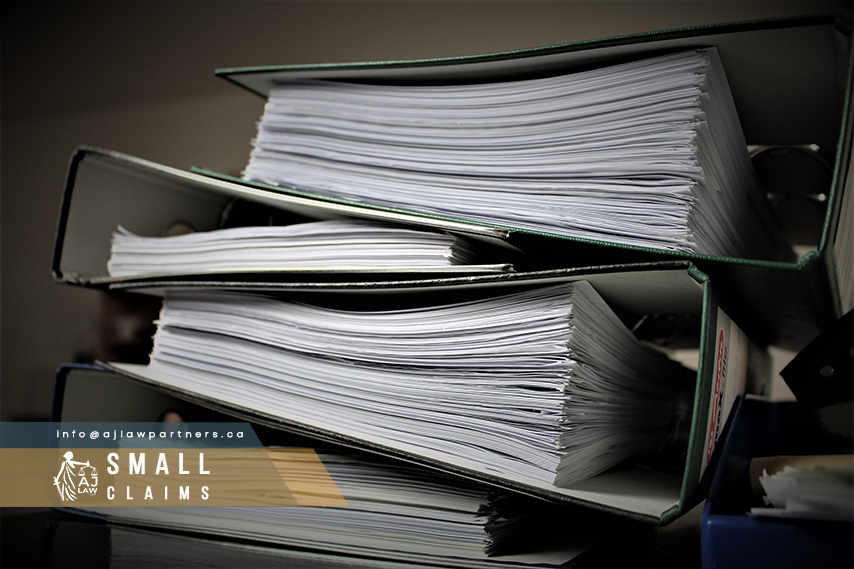 Paralegal-service-Small-Claims-aj-law-llp
