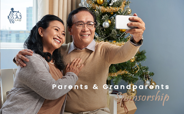 How to be Eligible to Sponsor your Parents and Grandparents