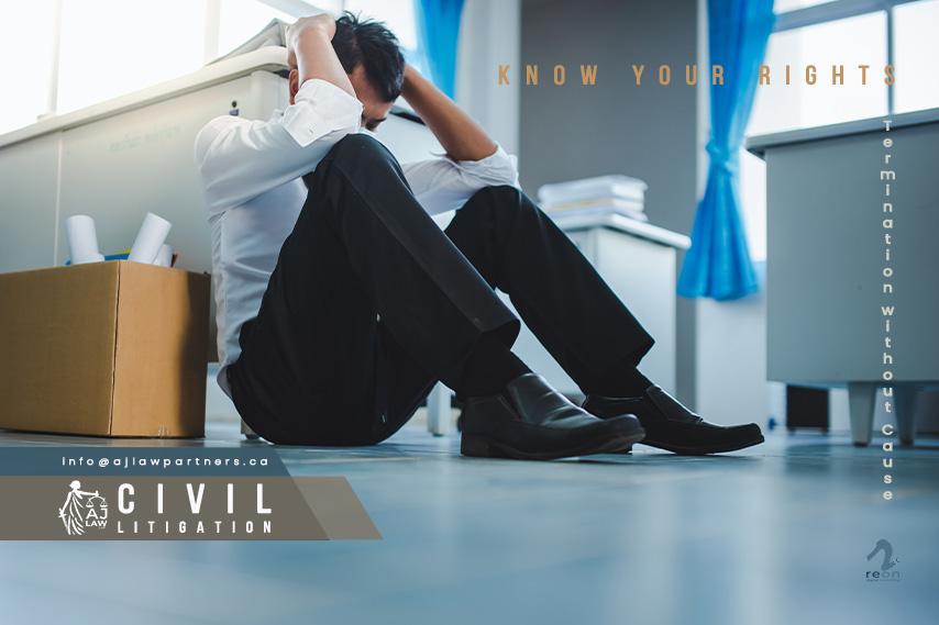 Civil-Litigation-Termination-No-Cause-filipino-lawyer-AJ-Law-LLP