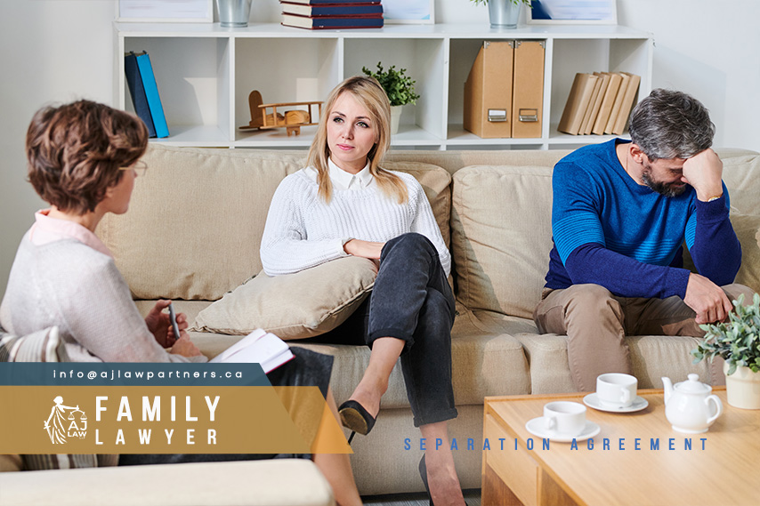 Filipino Family Lawyer: Divorce and Separation Agreement