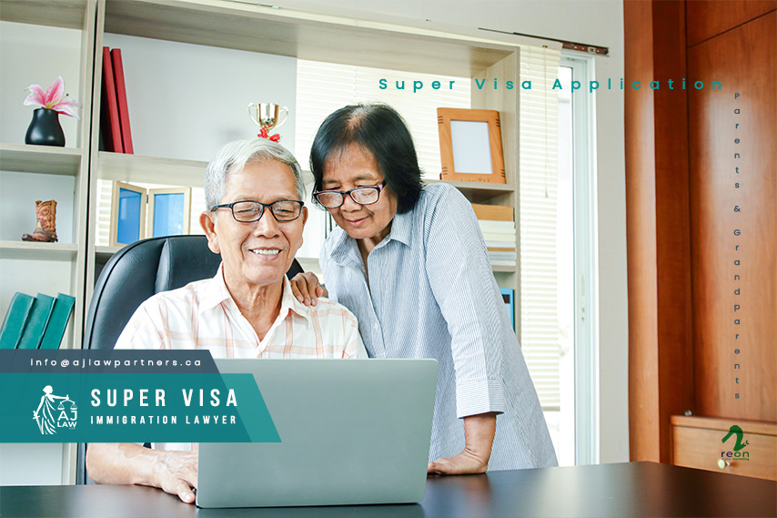 asian-elderly-couple-work-from-home-super-visa-immigration-lawyer-toronto-aj-law-llp