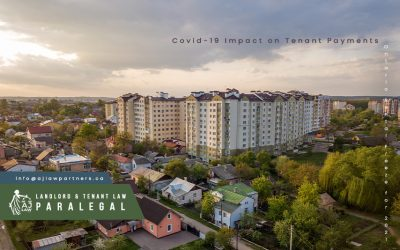 Ontario Rental Freeze for 2021 & Covid-19 Impact on Tenant Payments