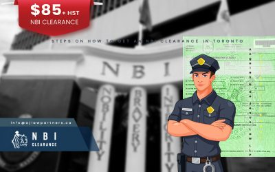 7 Steps on How to Get an NBI Clearance in Toronto