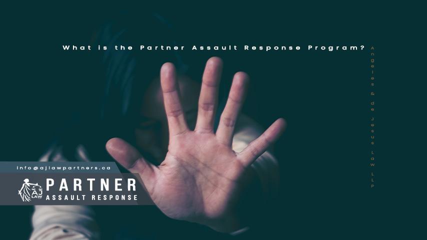 Criminal Lawyer: Partner Assault Response (PAR)