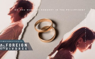 Foreign Divorce: Do you want to remarry in the Philippines?